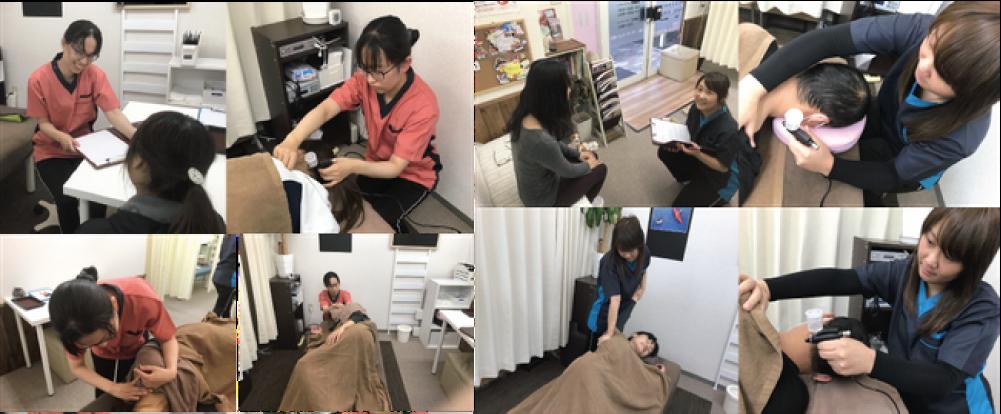 松山市の肩こり整体-多くの女性に支持されています