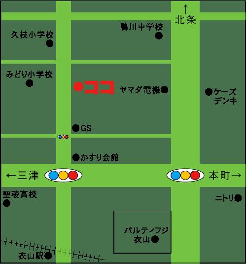 松山市西長戸町383-6